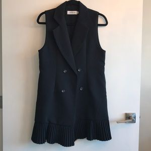 Jackets & Blazers - Black jacket/dress